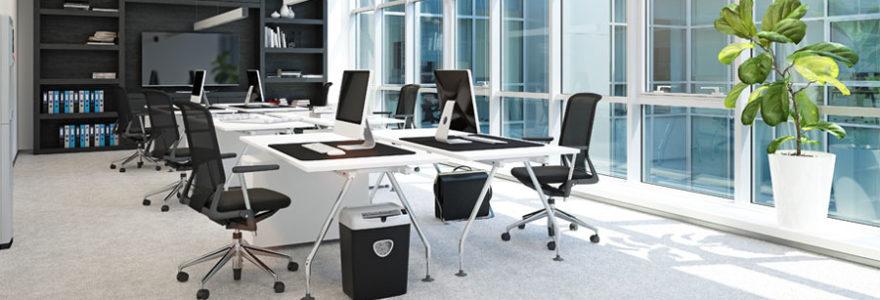 Une bonne chaise de bureau